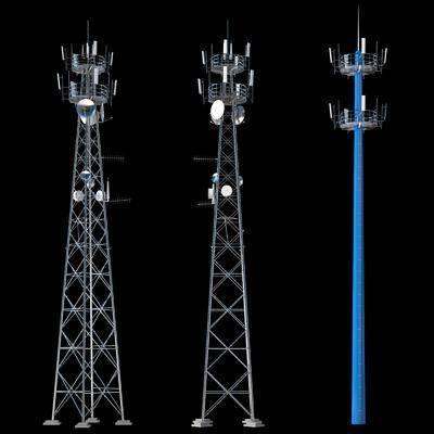 电塔, 通讯塔