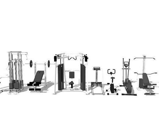 体育器材, 运动器械