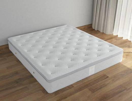 床垫, 现代床垫, 席梦思, 现代
