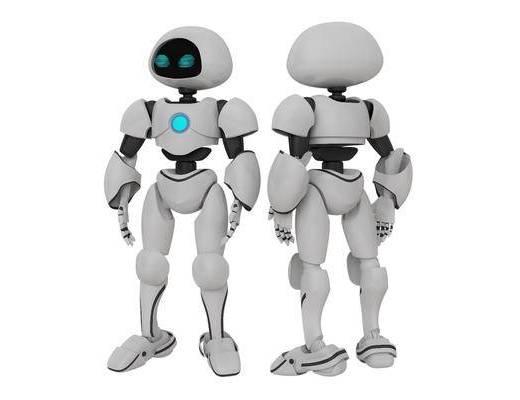 机器人, 人物