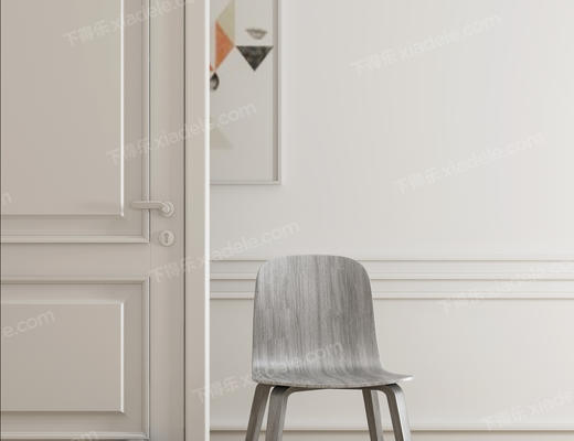 椅子, 单椅, 北欧椅子, 现代椅子, 休闲椅, 现代简约