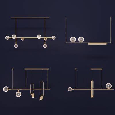 吊燈, 燈具, 燈飾