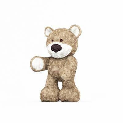 玩具, 小熊, 熊, 玩偶, 布偶