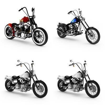 摩托车, 交通工具