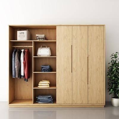 衣柜, 服饰, 现代