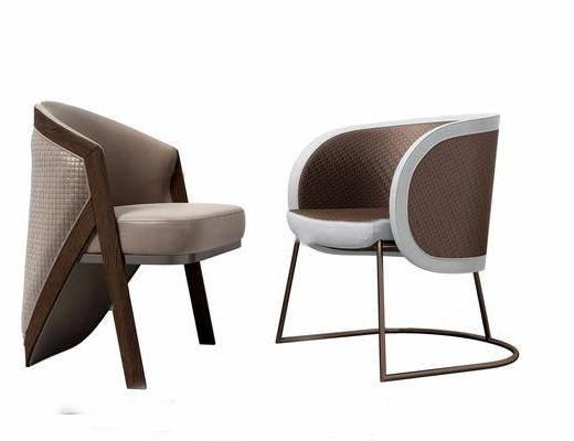 單椅, 休閑椅, 椅子