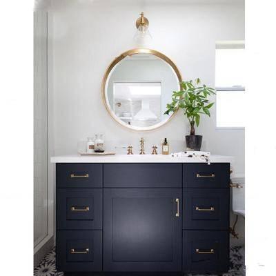 柜架, 镜子, 柜架组合, 卫浴