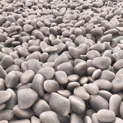鹅卵石, 石头, 现代