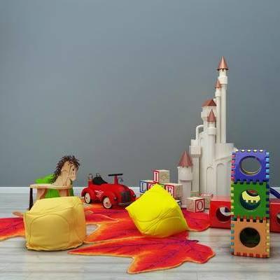 儿童玩具, 陈设品