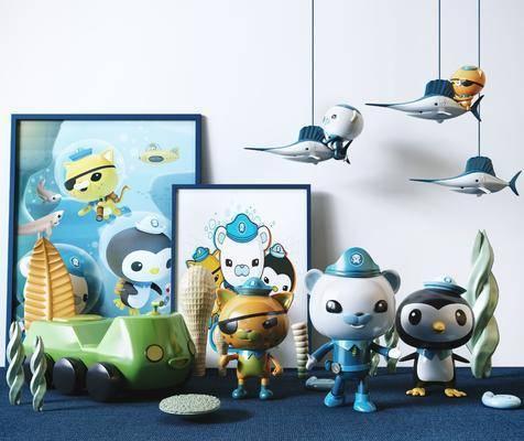 兒童玩具, 現代玩具, 玩具