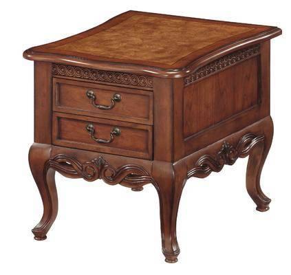 美式床头柜, 床头柜