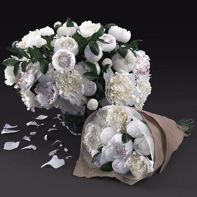 花束, 花卉, 现代