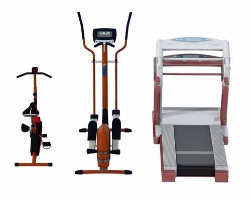 健身器材, 现代