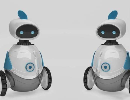机器人, 机器, 电器