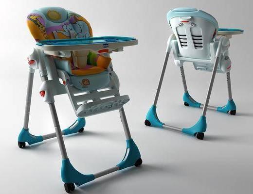 婴儿椅, 单椅