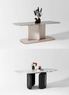 桌子, 装饰品, 摆设组合