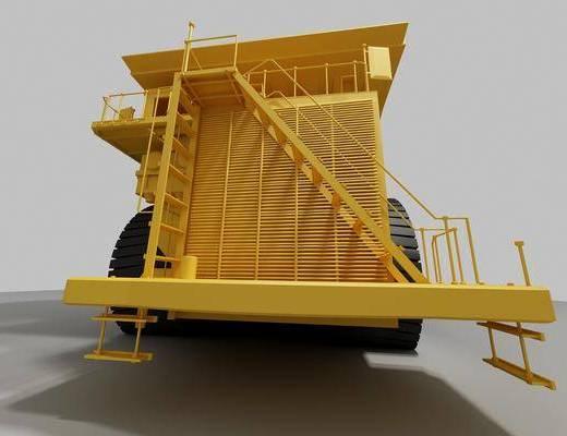 工程车模型, 现代