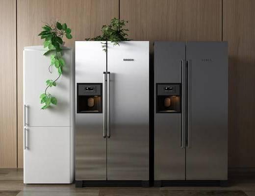 冰箱冰柜, 现代