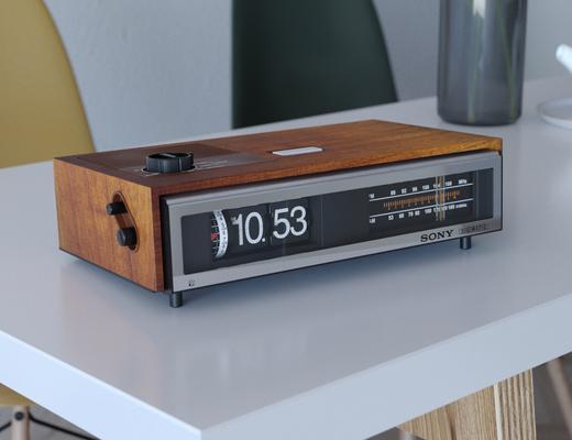 收音机, 闹钟