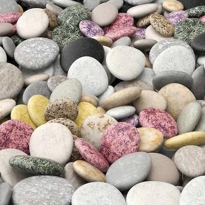 石头, 鹅卵石, 石块, 现代