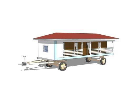房车, 机动车, 交通工具