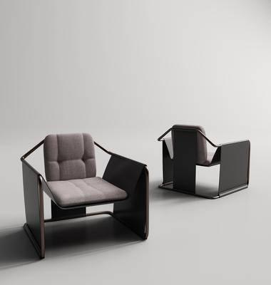 港式, 家具, 单椅