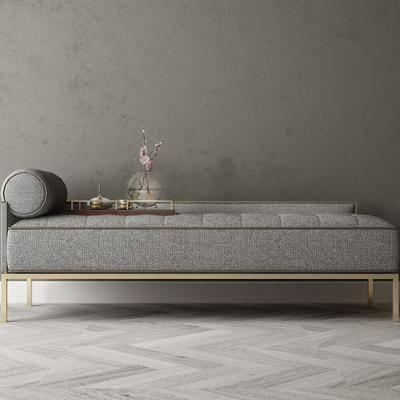 中式沙发凳