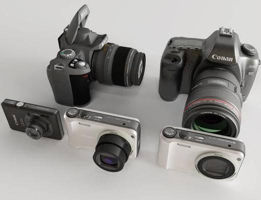 摄像机, 设备