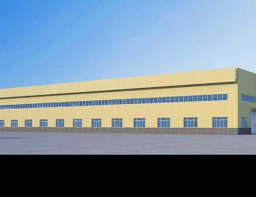 厂房, 工业区, 工厂