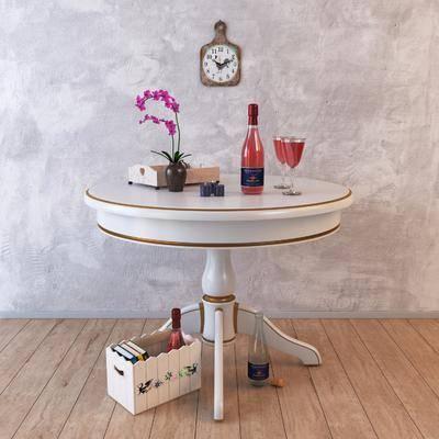 餐桌, 摆件, 现代