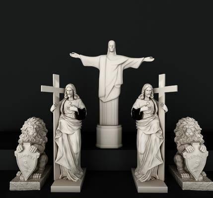 雕像, 雕塑, 雕刻