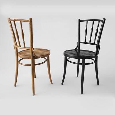 现代餐椅单椅, 现代, 椅子, 餐椅, 单椅