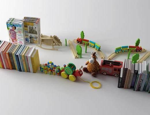 玩具, 玩偶