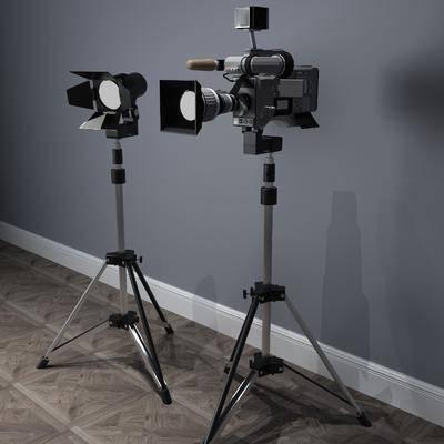 攝像機, 現代