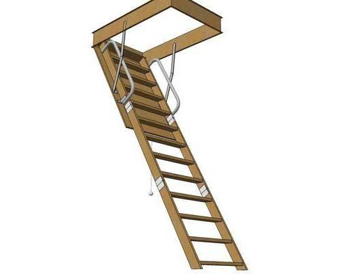 楼梯, 楼梯间
