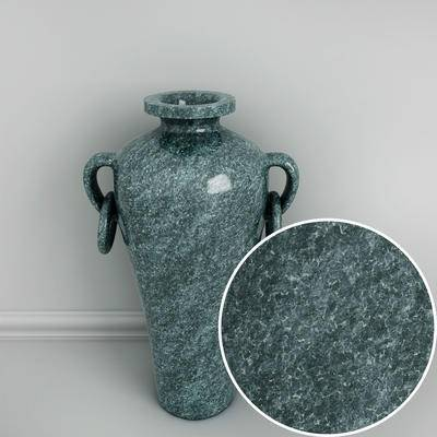 Vray材质, 釉, 结晶釉