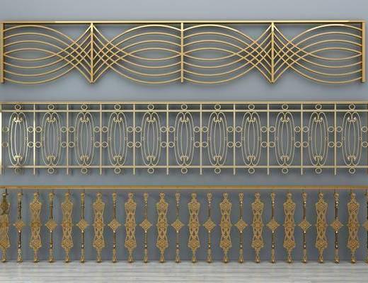 护栏, 栏杆, 围栏
