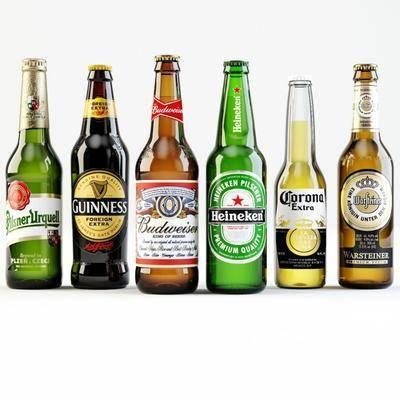 酒水, 酒瓶, 现代