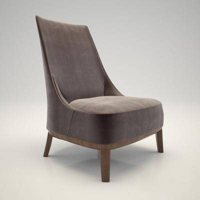 单椅, 休闲椅, 单人沙发, 现代
