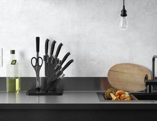 厨具, 食物, 现代