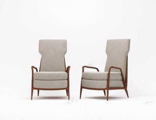 单人沙发, 现代, 沙发椅, 休闲椅, 休闲沙发