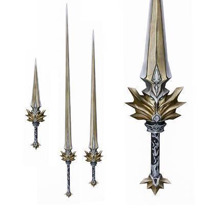 长剑, 兵器, 玩具