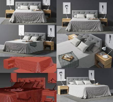 床具組合, 現代