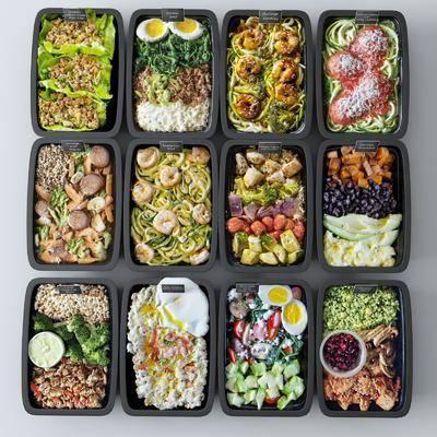 便当, 饭盒, 食物