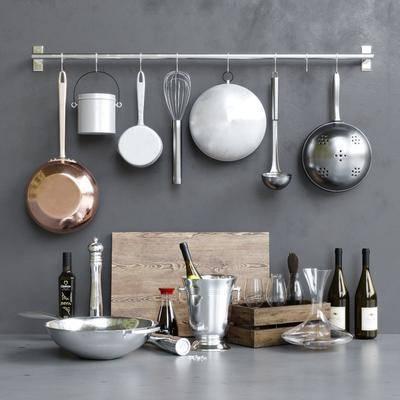 現代廚具, 廚具, 廚房用品