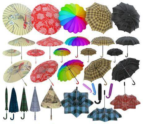 现代, 雨伞, 组合