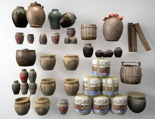 陶瓷, 器皿