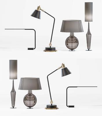 现代, 台灯