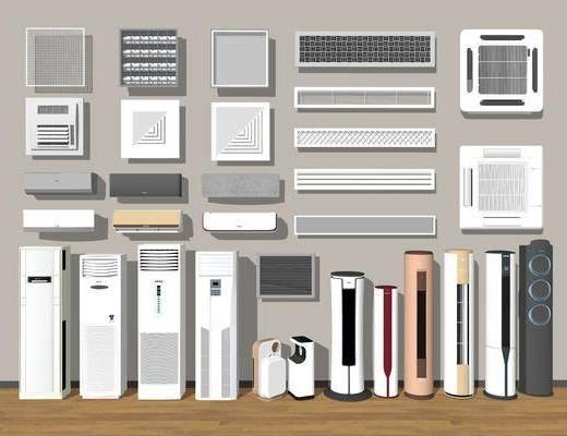 现代, 空调, 挂式空调, 壁挂空调
