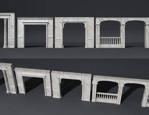 门拱, 门洞, 欧式门拱, 欧式, 双十一